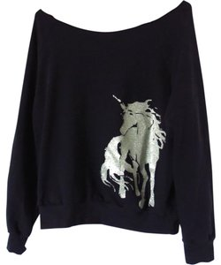 Other Glitter Unicorn Sweatshirt Classic Sweater