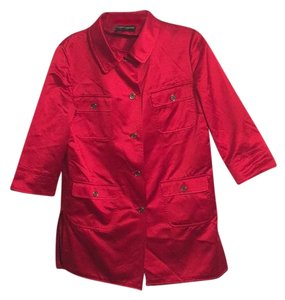 Dolce&Gabbana Red Jacket