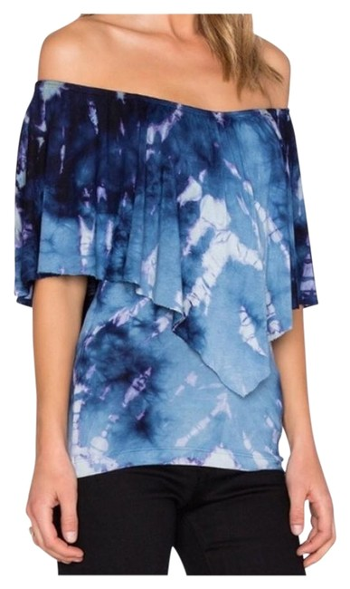 Preload https://item5.tradesy.com/images/gypsy05-galaxy-bamboo-flounce-blouse-size-4-s-19810749-0-1.jpg?width=400&height=650