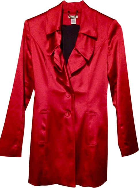 Preload https://item4.tradesy.com/images/cache-red-trench-coat-size-4-s-1981093-0-0.jpg?width=400&height=650