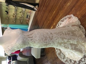 Ella Rosa Be284 Wedding Dress