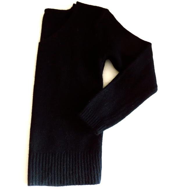 Elliot Francis Winter Wool Thick Mohair Furry Sweater