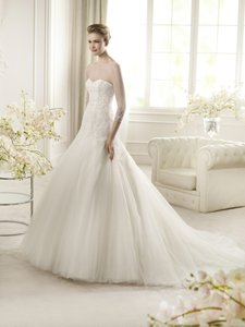 St. Patrick Arties Wedding Dress