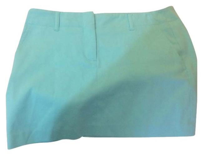 Theory Skirt Sky Blue Or Turquoise