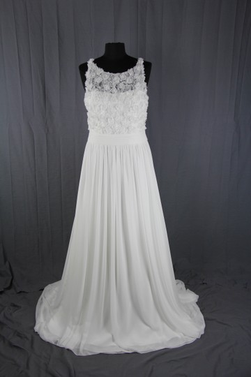 Preload https://item2.tradesy.com/images/st-patrick-off-white-chiffon-and-tulle-australia-feminine-wedding-dress-size-10-m-1981146-0-1.jpg?width=440&height=440