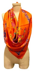 Herms Silk Scarf