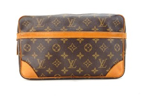 Louis Vuitton Louis Vuitton (large) Monogram Compiegne 28 Travel Bag