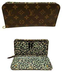 Louis Vuitton STEPHEN SPROUSE Leopard Insolite Wallet LIMITED EDITION