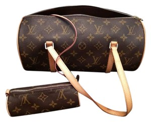 Louis Vuitton Papillon 30 Satchel