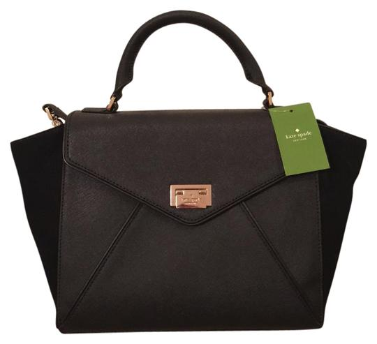 Preload https://img-static.tradesy.com/item/19812004/kate-spade-laurel-black-shoulder-bag-0-1-540-540.jpg