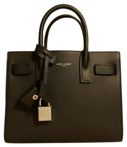 Saint Laurent Ysl Sac De Jour Cross Body Bag