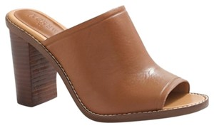 J.Crew True Tan Mules