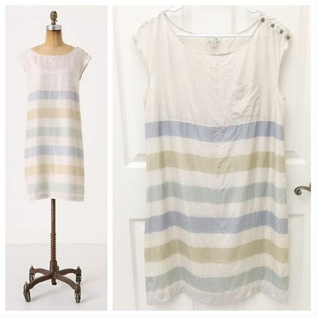 Preload https://item4.tradesy.com/images/odille-striped-pastel-anthropologie-house-shift-above-knee-short-casual-dress-size-8-m-19812093-0-0.jpg?width=400&height=650
