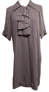 Ali Ro short dress Light purple Taupe on Tradesy