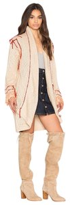 For Love & Lemons Boho Retro Fringed Cardigan