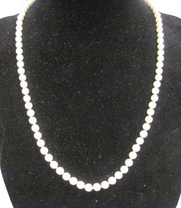 Other 20 Inch 7mm Akoya Southsea Pearl Necklace, 14 KT YG