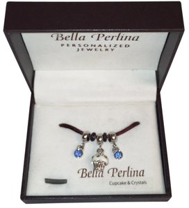 Bella Perlina NEW! Charms Cupcake & Crystals Bella Perlina