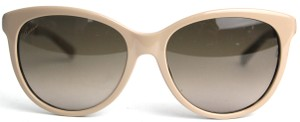 Gucci Nude GG Oversized Sunglasses