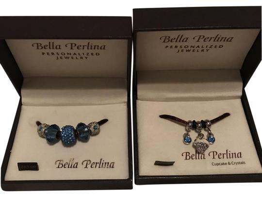 Preload https://img-static.tradesy.com/item/19812887/bella-perlina-blue-silver-white-2-new-cryatals-and-enameled-wsilver-plate-charm-0-2-540-540.jpg