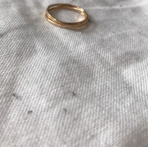 Trinity Ring Gold Interlocked Ring