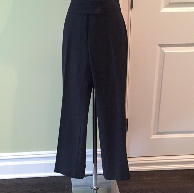 United Colors of Benetton Flare Pants Black