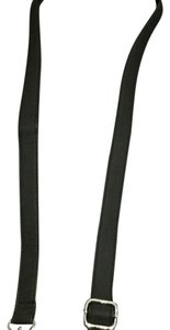 Cross body strap Black Crossbody/shoulder Strap