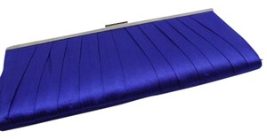 Style & Co Blue Clutch