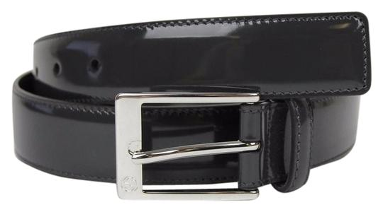 Preload https://item2.tradesy.com/images/gucci-dark-gray-patent-leather-with-square-buckle-11044-345658-dke0n-1107-belt-19813396-0-1.jpg?width=440&height=440