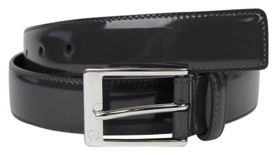 Preload https://item2.tradesy.com/images/gucci-dark-gray-patent-leather-with-square-buckle-11546-345658-dke0n-1107-belt-19813406-0-1.jpg?width=440&height=440