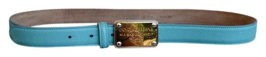 Preload https://item4.tradesy.com/images/dolce-and-gabbana-turquoise-dolce-and-gabbana-leather-belt-19813473-0-1.jpg?width=440&height=440