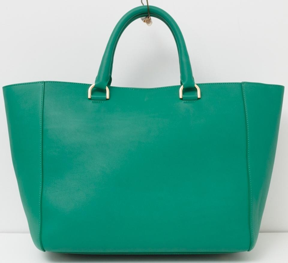c5681fe880 Mulberry  willow  Large Handbag Detachable Clutch Green Leather Tote ...