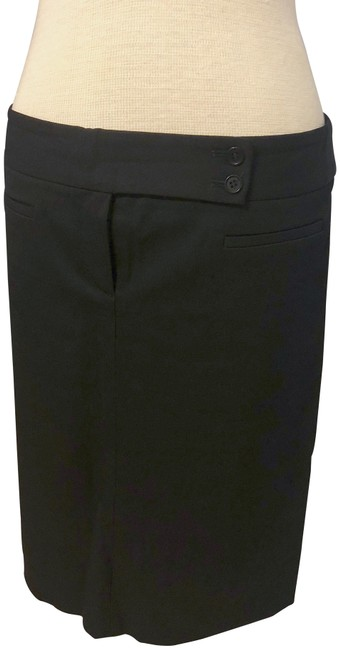 Preload https://item4.tradesy.com/images/theory-black-style-20801300-knee-length-skirt-size-10-m-31-19813678-0-3.jpg?width=400&height=650
