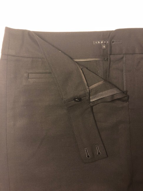 Theory Suit Skirt Black