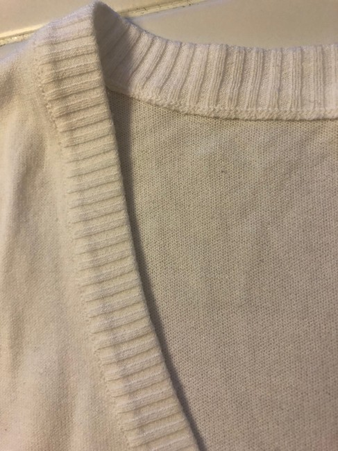 Wolford Ribbed Waist V Neck Sweater