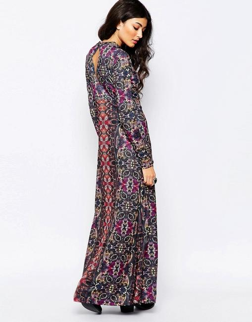 Maxi Dress by Free People Maxi Cabaret Fall