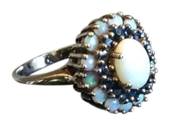 Other Sterling Opal & Sapphire