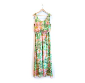 Tropical Floral Maxi Dress by Rhyme