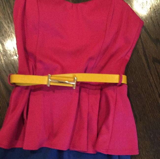 Tobi short dress Pink on Tradesy
