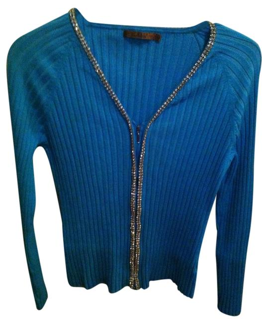 Preload https://item5.tradesy.com/images/belldini-blue-turquoise-sweaterpullover-size-16-xl-plus-0x-19813994-0-1.jpg?width=400&height=650