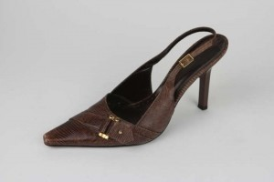 BCBGeneration Brown Pumps