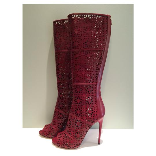Preload https://item4.tradesy.com/images/paul-andrew-red-new-yulin-laser-cut-calf-leather-knee-high-bootsbooties-size-us-95-19814093-0-0.jpg?width=440&height=440