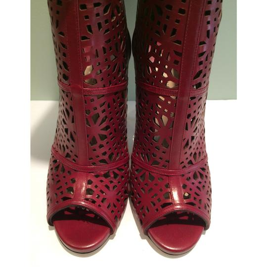 Paul Andrew Red Boots