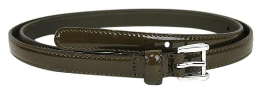 Preload https://item5.tradesy.com/images/gucci-green-slim-patent-leather-silver-buckle-9036-331689-2941-belt-19814119-0-1.jpg?width=440&height=440