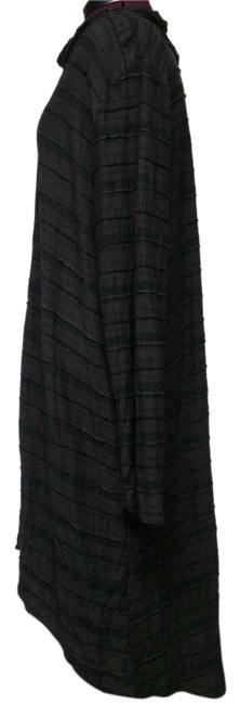 Preload https://item1.tradesy.com/images/espresso-black-alice-crinkle-knit-cowl-long-layering-piece-xl-high-low-workoffice-dress-size-16-xl-p-19814170-0-1.jpg?width=400&height=650