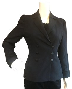 Akris Wool Black Blazer