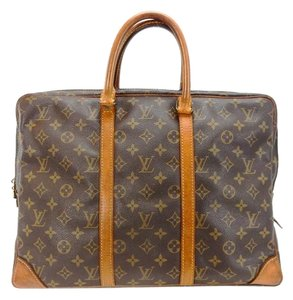 Louis Vuitton Monogram Briefcase Laptop Bag