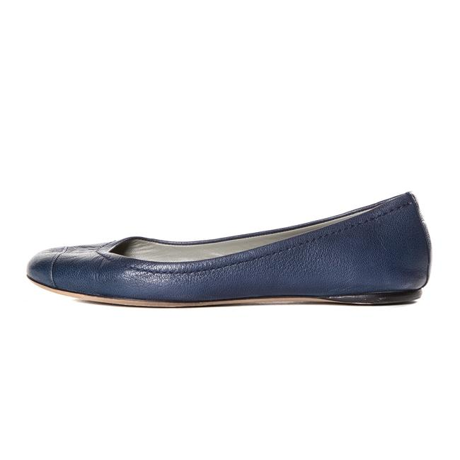 Reed Krakoff Blue Round-toe Flats Size US 5.5 Regular (M, B) Reed Krakoff Blue Round-toe Flats Size US 5.5 Regular (M, B) Image 1