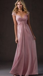 Jasmine Bridal Misty Pink L184053 Dress