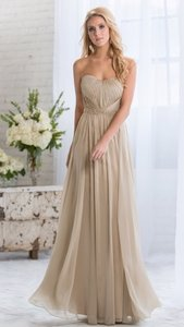 Jasmine Bridal Latte L164058 Dress