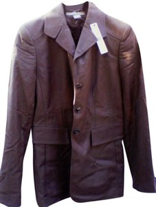 Ellen Tracy CHOCOLATE BROWN Jacket